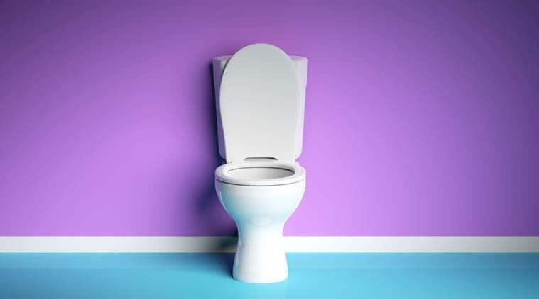 sloping toilet, UK sloping toilet, sloping toilet memes, sloping toilet trolled, Mahabir Gill sloping toilet, Mahabir Gill StandardToilet, Mahabir Gill UK, washroom in offices, UK Standard Toilet, lengthy bathroom breaks, bathroom breaks, Indian express