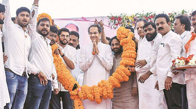 Is the new citizenship law in tune with Savarkar's teachings, Uddhav asks BJP