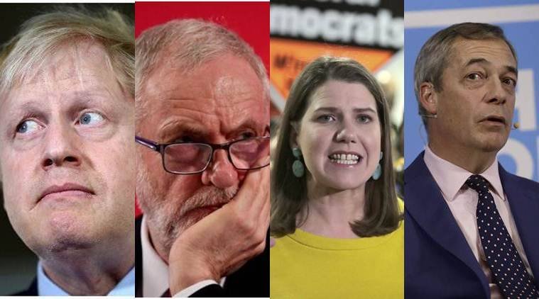Uk general elections 2019 who are the key contenders