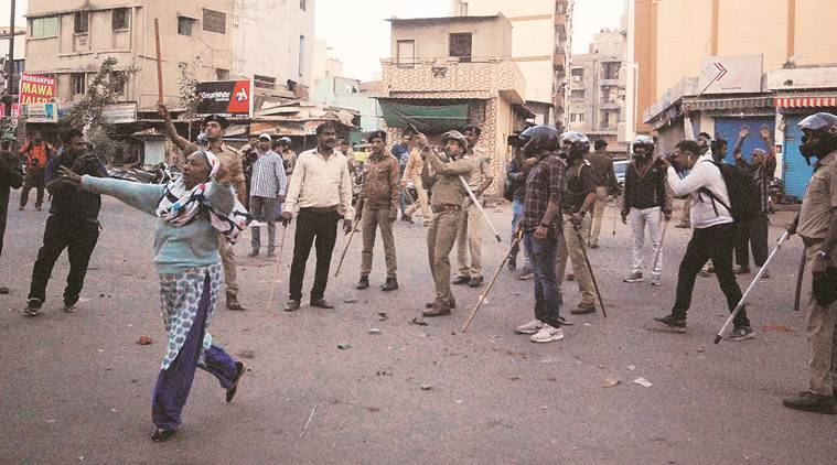 caa protests, caa protests in ahmedabad, citizenship law protests ahmedabad, ahmedabad city news