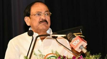 vice president Venkaiah Naidu CAA, CAA law European Parliament debate, CAA NRC law India, Indian Express news