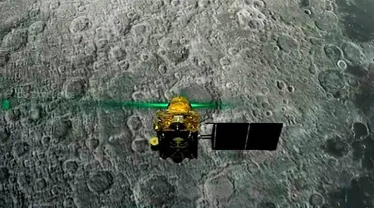 Chandrayaan 2, Chandrayaan 2 vikram lander, Chandrayaan 2 lander, ISRO moon lander vikram, ISRO moon mission,  nasa on Chandrayaan-2, Chandrayaan 2 report, chandrayaan 3