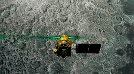 Chandrayaan 2, Chandrayaan 2 vikram lander, Chandrayaan 2 lander, ISRO moon lander vikram, ISRO moon mission, nasa on Chandrayaan-2, Chandrayaan 2 report, chandrayaan 3
