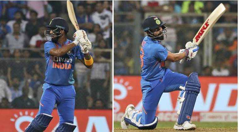 India vs West Indies: The Big Hits — KL Rahul does a Virender Sehwag, Virat Kohli's wrists of steel