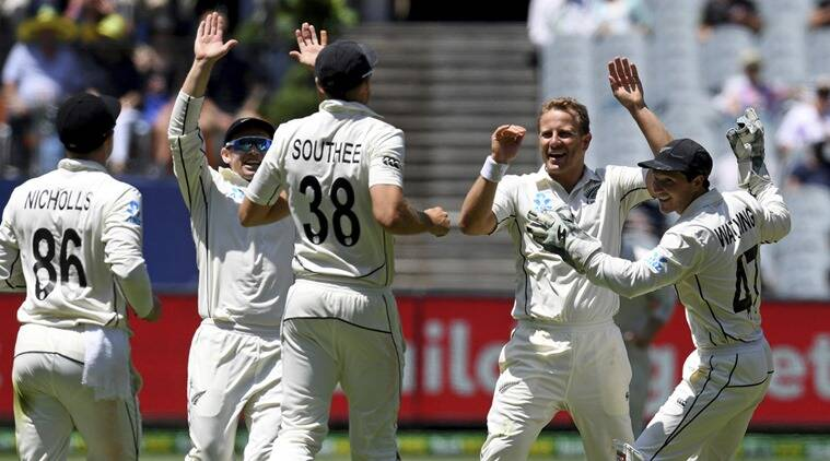 NZ lose early wickets as Australia take charge of second Test