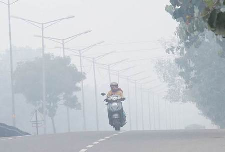 chandigarh temperature, coldest day in chandigarh, temperature of chandigarh, coldest day in chandigarh this year, chandigarh news, punjab news, indian express news
