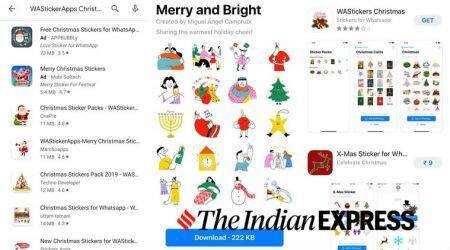 whatsapp merry christmas wishes images, merry christmas, merry christmas 2018, christmas 2019, christmas status, merry christmas whatsapp status, merry christmas wishes whatsapp status, whatsapp stickers app, stickers app, top whatsapp sticker app 2018, whatsapp sticker for christmas