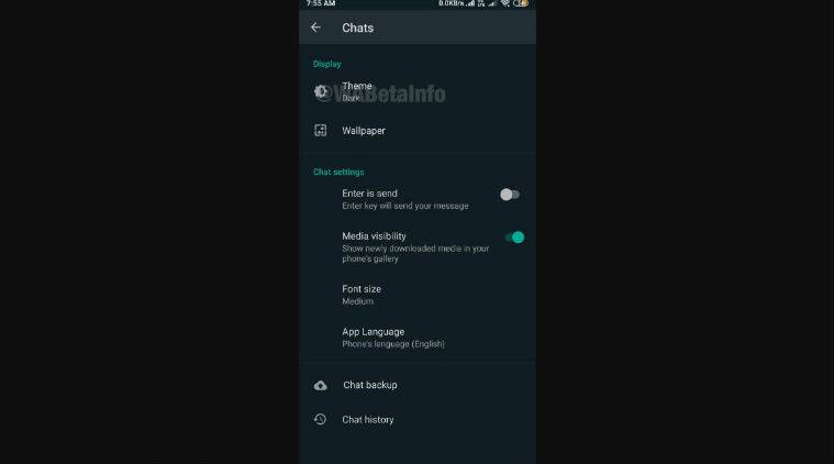 WhatsApp, WhatsApp Dark Theme, WhatsApp Dark Theme for Android, WhatsApp iOS Dark Theme, WhatsApp Android beta 2.19.366, WhatsApp update