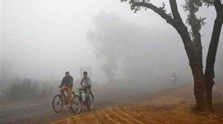 Night temperature in Chandigarh recorded below normal for first time this season