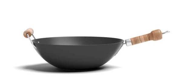 utensils to cook, wok, utensils