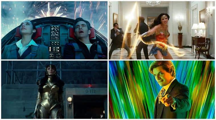 Wonder Woman 1984 trailer: Five key takeaways
