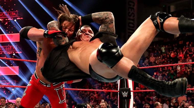 WWE RAW Results: The Viper crashes the O.C.'s victory party with RKO