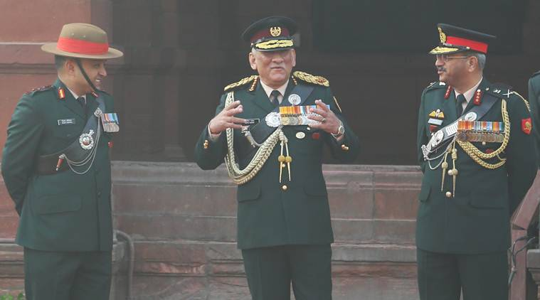 Bipin Rawat, CDS Bipin Rawat, CDS Bipin Rawat on terrorism, CDS Bipin Rawat on Pakistan, Raisina Dialogue 2020