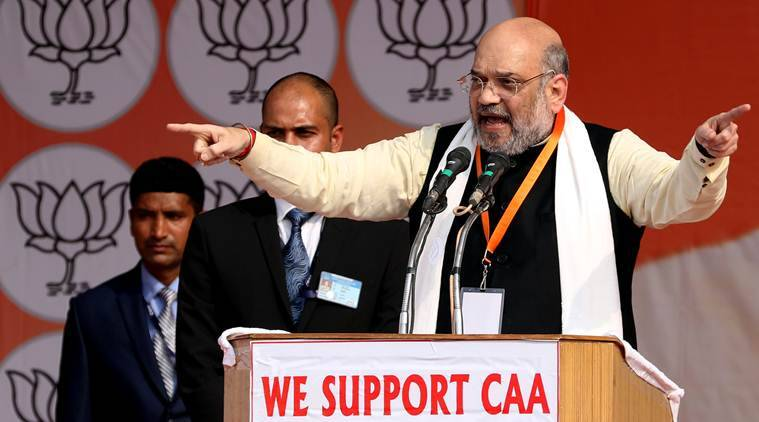Citizenship India's issue: Nepal 'reassured' by Amit Shah's statements