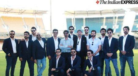 Kamal Haasan, Kapil Dev and others launch the first look of Ranveer Singh's 83