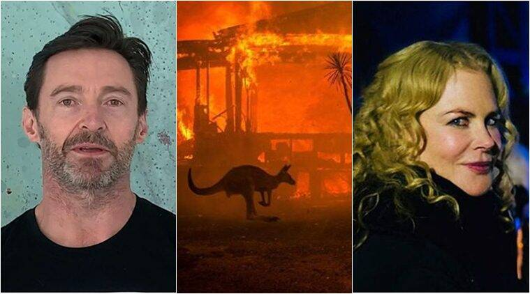 Nicole Kidman, Pink, Hugh Jackman, more pledge to support Australia amid bushfires