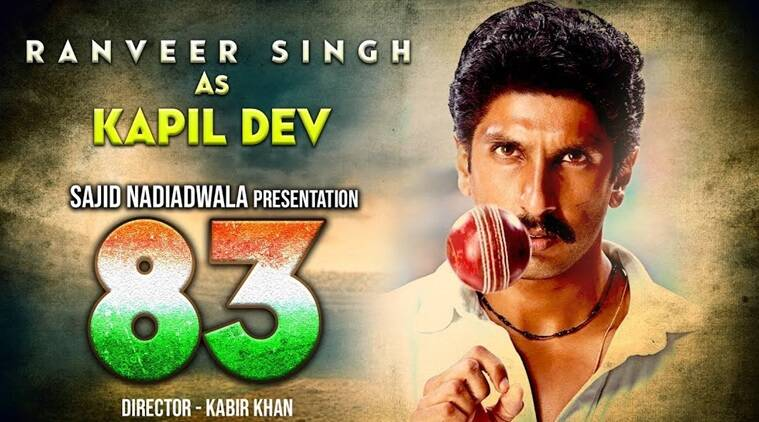 Kapil Dev reveals Ranveer Singh's punishing work for 83'