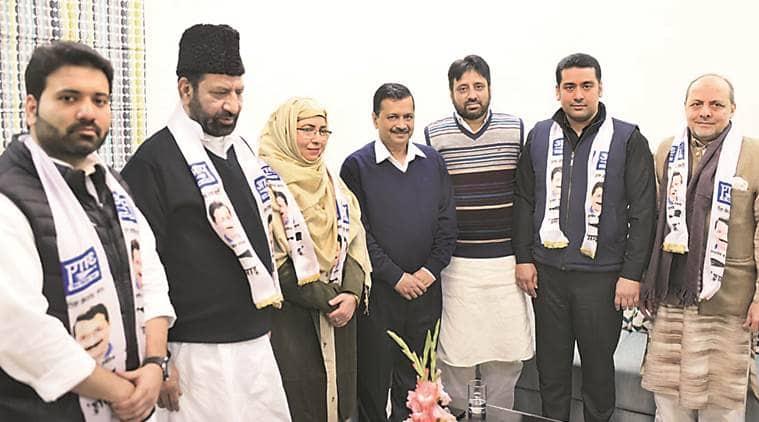 delhi elections, delhi assembly elections, delhi elections aap candidates, delhi elections candidates, arvind kejriwal, delhi city news