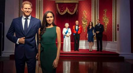 Meghan Markle, Prince Harry, Megxit, Queen elizabeth on meghan markle, queen on meghan and harry, british royals
