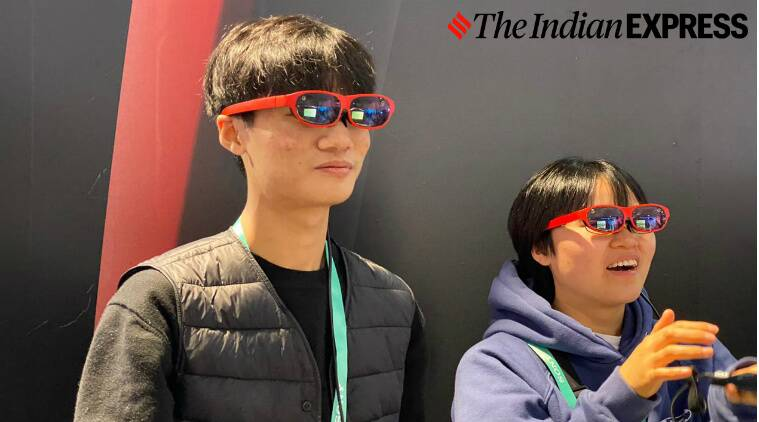 ar glasses, AR headset, Qualcomm, N-real, N-real AR glasses, Apple AR glasses, Magic Leap one, mixed reality