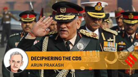 The significance of the post of CDS lies in its potential for re-imagining national security