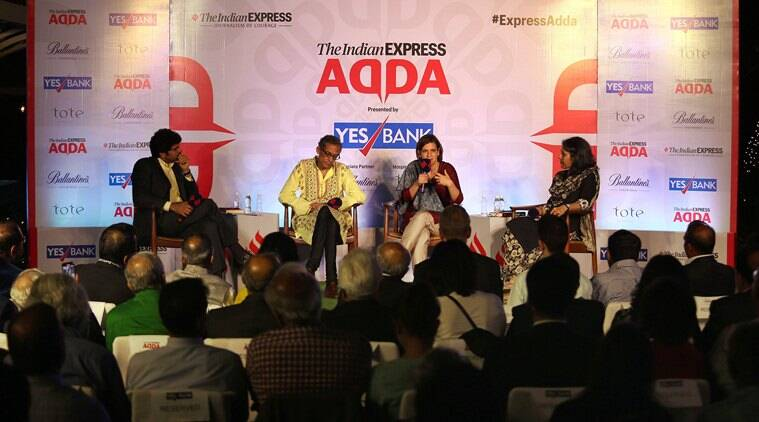 Abhijit Banerjee at Express Adda: Recourse to violence in JNU frightening