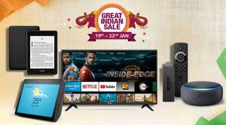 Amazon Great Indian Festival, Amazon Great Indian Festival sale date, Amazon Great Indian Festival sale offers, Amazon Great Indian Festival Echo discount, Amazon Echo discount, Amazon Kindle Discount, Amazon Fire TV stick discount
