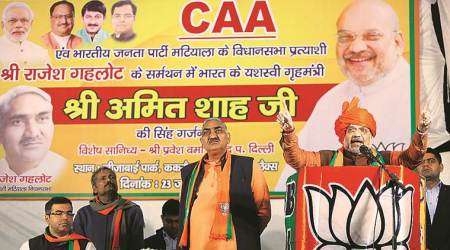 Rahul, Kejriwal and Imran Khan speaking same language: Amit Shah