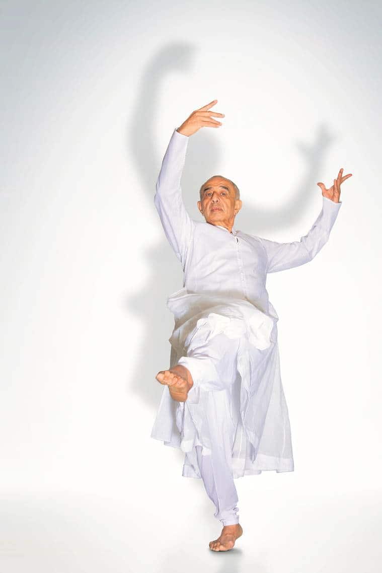 Astad Deboo, CAA protest, student protest, Natya Ballet Centre, Mahatma Gandhi, indian express news