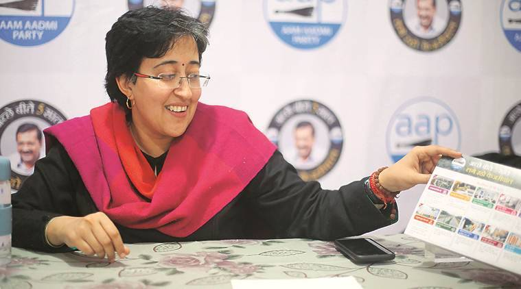 BJP doesn't have an agenda, vision or face for Delhi: Atishi