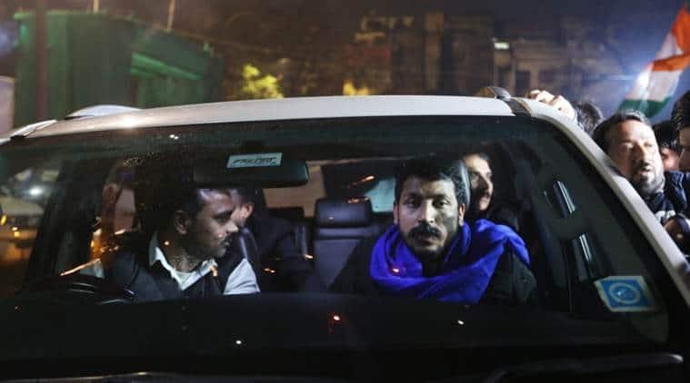 Chandrashekhar Azad, Chandrashekhar Azad bail, Chandrashekhar Azad bail conditions, Chandrashekhar Azad challenges bail, Chandrashekhar Azad arrested, caa protests delhi, delhi city news