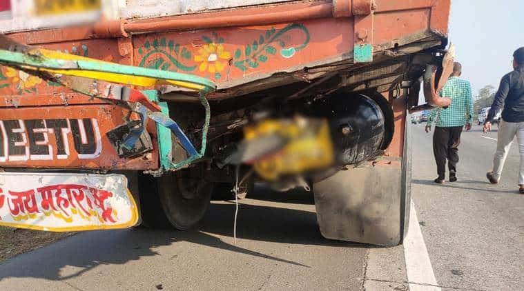 Shabana Azmi, Shabana Azmi car accident, Shabana Azmi injured, Javed Akhtar, Mumbai-Pune highway, Mumbai-Pune highway Shabana Azmi, Mumbai news, city news, Indian Express