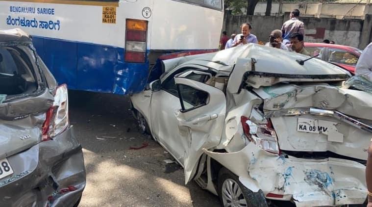 Bengaluru-bus-Accident