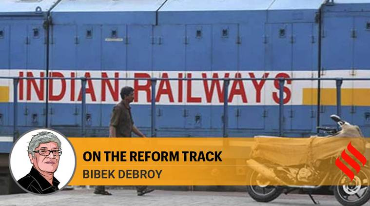 Indian Railways needs restructuring and modernisation, efforts since 2014 are bearing fruit