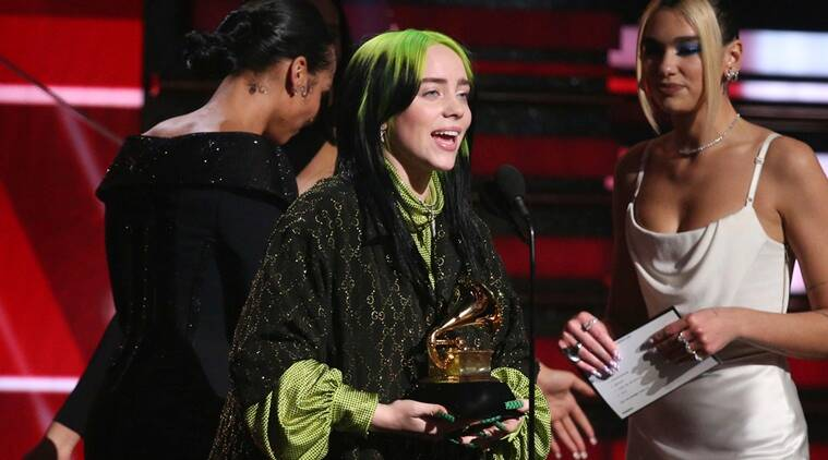 grammy awards 2020 the complete winners list entertainment news the indian express grammy awards 2020 the complete winners list entertainment news the indian express
