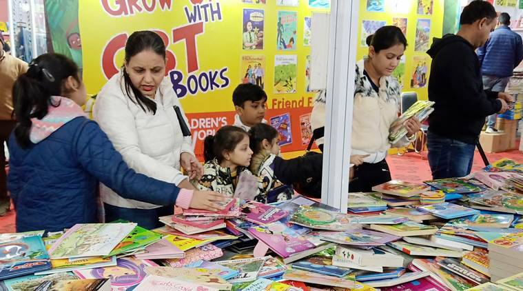book fair, delhi book fair, book fair 2020, world book fair, appeal of books, bookworms, book lovers, indian express, indian express news