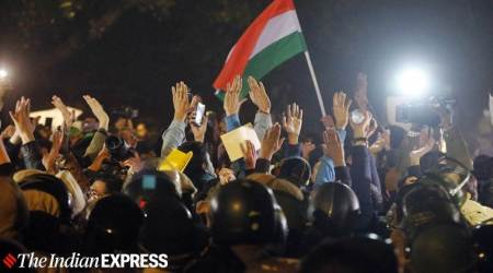 At Jaipur Lit Fest, CAA protesters allege manhandling by guards