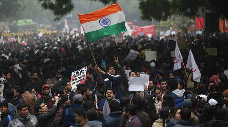 citizenship amendment act, citizenship act protests, caa protests, nrc protests, lucknow protests, caa, muslims caa protests, indian express news