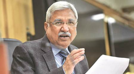 Chief Election Commissioner Sunil Arora