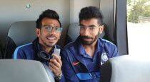 We miss MS Dhoni, no one sits on his seat in team bus: Chahal