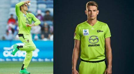 Chris Green, Chris Green illegal bowling action, Chris Green banned, Chris Green bowling action, Chris Green in BBL, KKR spinner Chris Green