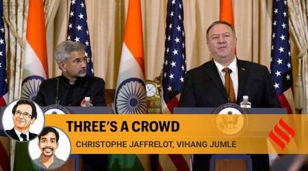 Iran US relations, Mike Pompeo, US troops in Iraq, US airstrikes, indian express editorial