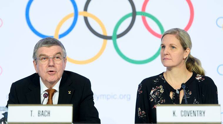 IOA rules, Tokyo 2020 rules, Thomas Bach IOA, Kirsty Coventry IOA, Olympic Association rules, Olympic Protest Rules