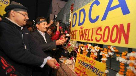 BCCI and DDCA, DDCA , BCCI to run DDCA, Ad-hoc committee to run DDCA