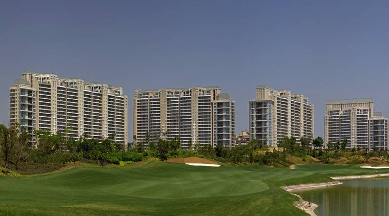 Architect Hafeez Contractor, DLF Phase V Gurgaon