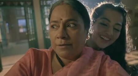 Seema biswas Dadi Amma Maan Jao tv show