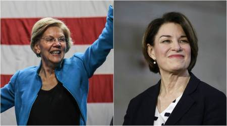 NYT endorses Amy Klobuchar, Elizabeth Warren in Democratic contest