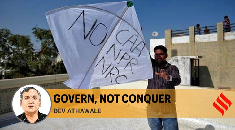 Govern, not conquer: Using force to suppress the 'Other' cannot lead to peace