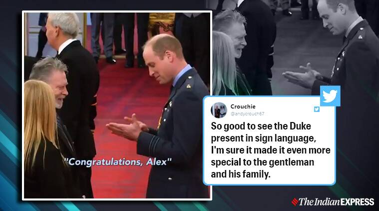 Prince William honors singer MIA at Buckingham Palace