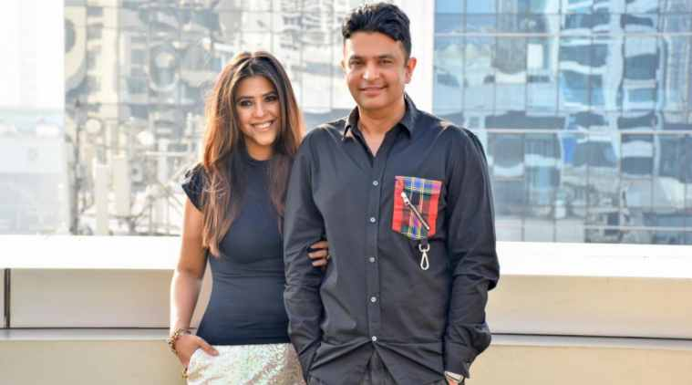 Ekta Kapoor and Bhushan Kumar